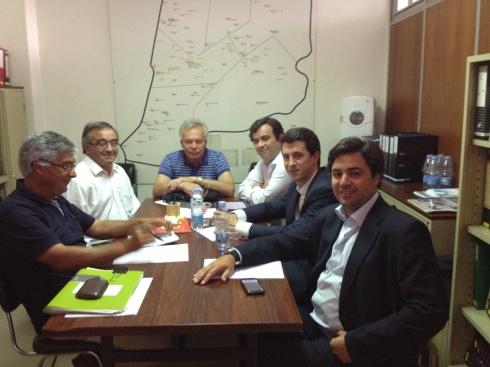 Deputados PS reunem com direção da União das IPSS de Coimbra